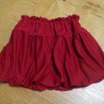 バルーンスカートの作り方☆型紙不要で簡単に作れます♪