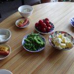 幼稚園のお弁当と朝ごはん。三女よ、それは誤解だ。